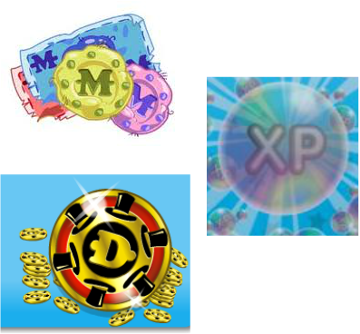 how to get xp on binweevils